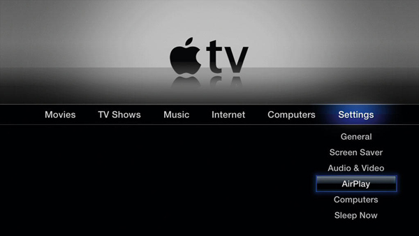 آموزش apple tv vpn