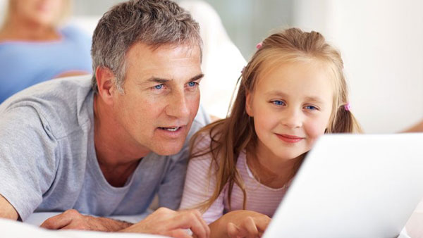 آموزش شبکه اجتماعی به کودکان