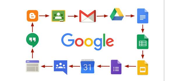 خدمات گوگل