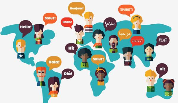 یادگیری زبان با وی پی ان