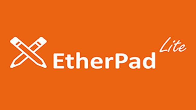 سرویس etherpad