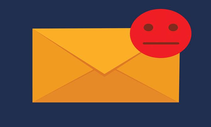 فیشینگ با ایمیل