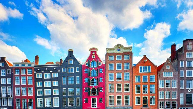 شهر هوشمند آمستردام