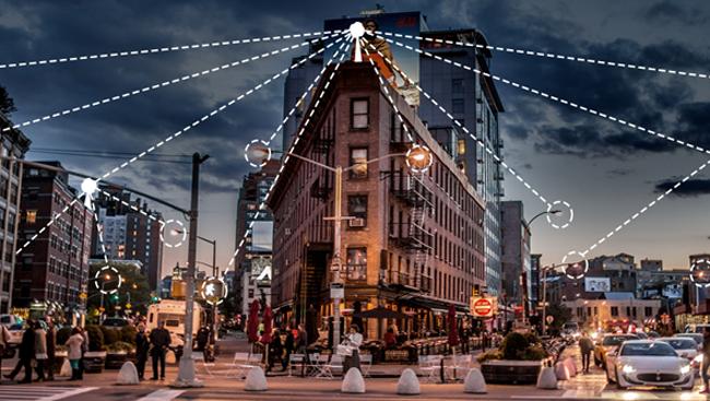 نظارت شهر هوشمند